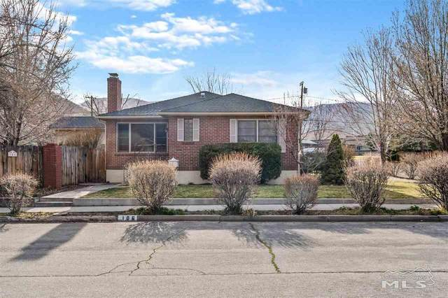 106 Winters Drive Nv, Carson City, NV 89703 (MLS #210004315) :: The Mike Wood Team