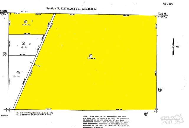 T27 R32 Sec 3, Lovelock, NV 89419 (MLS #210004326) :: NVGemme Real Estate