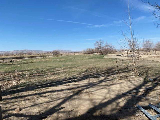 3300 Fischer, Fallon, NV 89406 (MLS #210004340) :: Chase International Real Estate