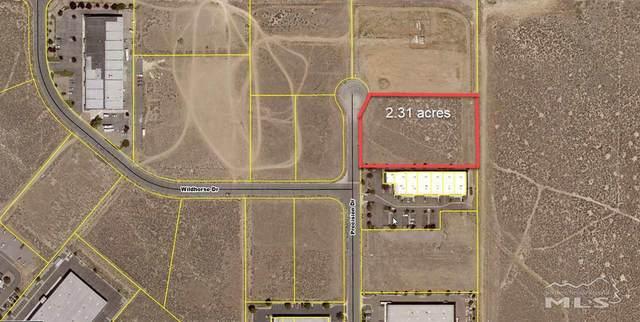 2577 Precision Drive, Minden, NV 89423 (MLS #210004343) :: NVGemme Real Estate