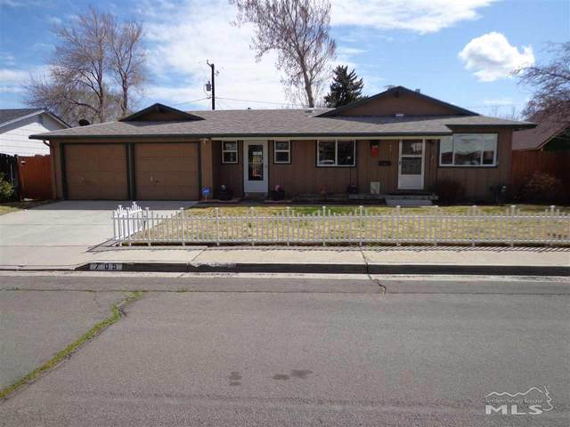 705 Norrie Drive, Carson City, NV 89703 (MLS #210004347) :: Morales Hall Group