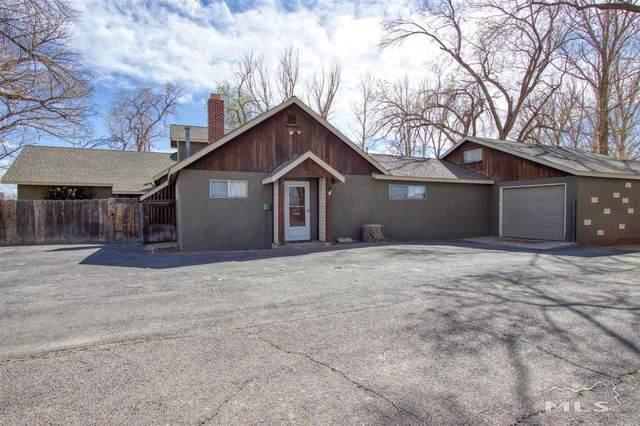 735 S Main Street, Yerington, NV 89447 (MLS #210004352) :: Chase International Real Estate