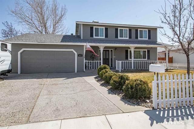 1177 Kingsley Lane, Carson City, NV 89701 (MLS #210004378) :: Morales Hall Group