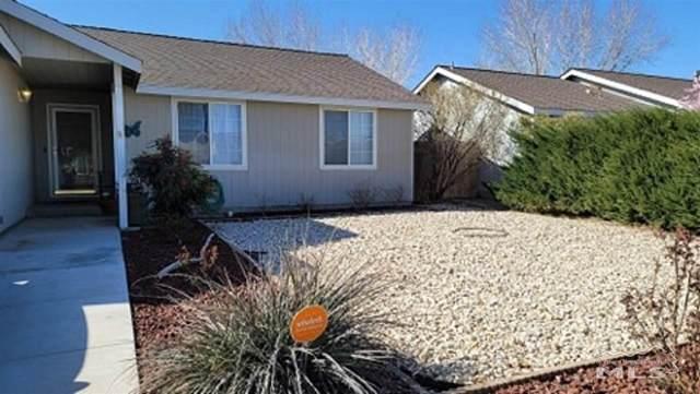 1039 Rosehips, Fernley, NV 89408 (MLS #210004384) :: NVGemme Real Estate