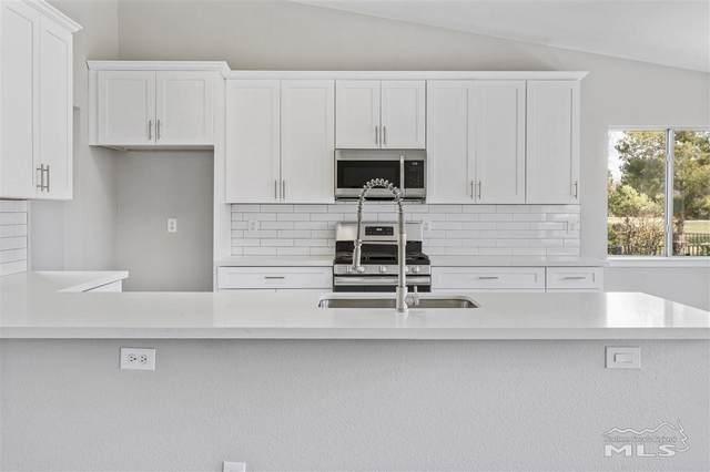 1717 Azalea, Minden, NV 89423 (MLS #210004390) :: NVGemme Real Estate