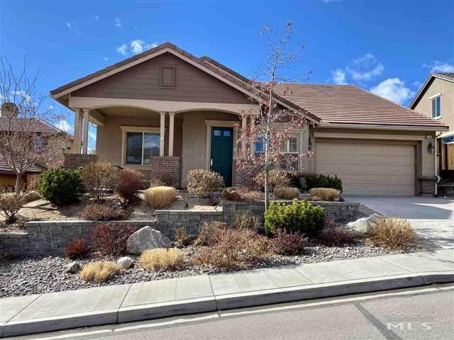 1885 Scott Valley, Reno, NV 89523 (MLS #210004400) :: NVGemme Real Estate