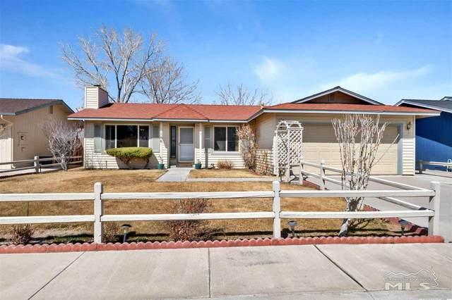 106 Woodlake Ct, Dayton, NV 89403 (MLS #210004401) :: NVGemme Real Estate