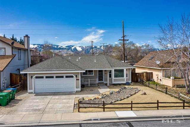 1604 Truckee Dr, Carson City, NV 89701 (MLS #210004408) :: NVGemme Real Estate