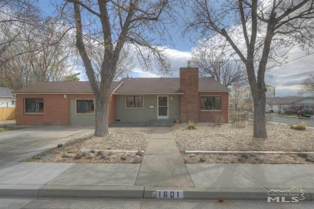 1601 N Division St, Carson City, NV 89703 (MLS #210004414) :: NVGemme Real Estate