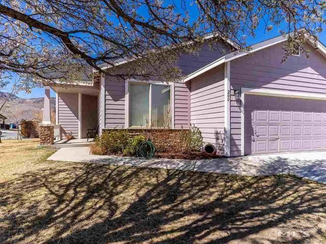 200 Corral Dr, Dayton, NV 89403 (MLS #210004416) :: NVGemme Real Estate