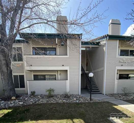 2402 Sunny Slope Drive #8 #8, Sparks, NV 89434 (MLS #210004419) :: NVGemme Real Estate