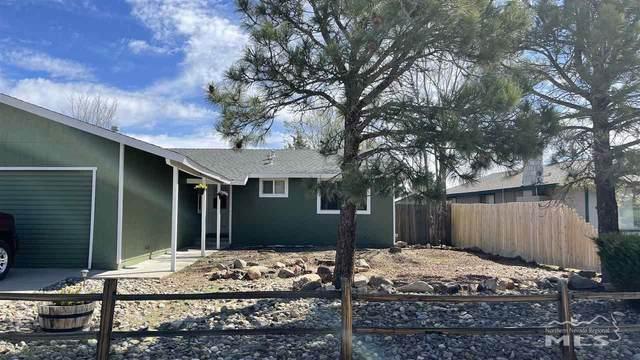 3339 Somerset Way, Carson City, NV 89705 (MLS #210004422) :: NVGemme Real Estate