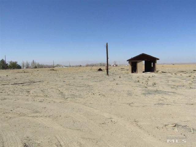 570 Pete Henrichs Rd., Yerington, NV 89447 (MLS #210004424) :: Morales Hall Group