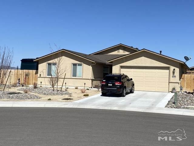 1200 Lasso Ln, Gardnerville, NV 89410 (MLS #210004429) :: Vaulet Group Real Estate