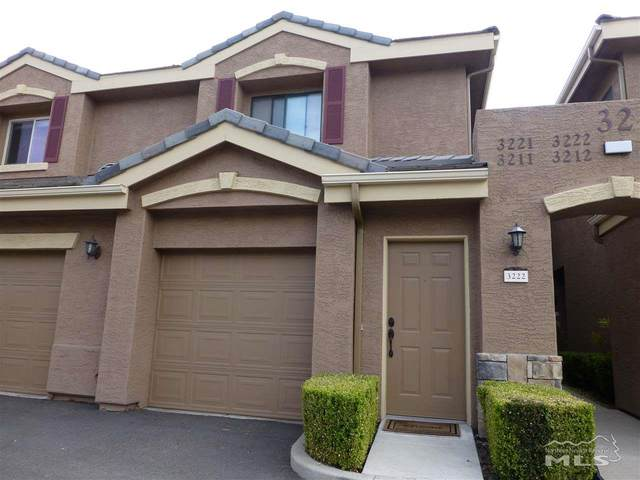 900 S Meadows #3222, Reno, NV 89521 (MLS #210004433) :: NVGemme Real Estate