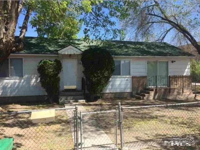 102/122 18th Street, Sparks, NV 89431 (MLS #210004436) :: Theresa Nelson Real Estate