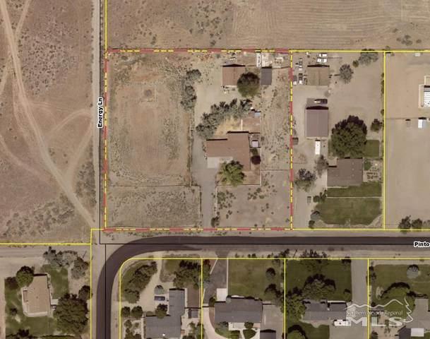 1824 Pinto, Gardnerville, NV 89410 (MLS #210004459) :: NVGemme Real Estate