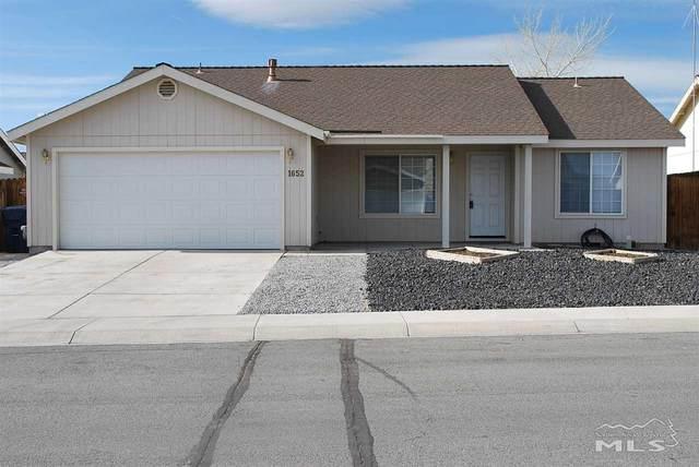1652 Round Up Road, Fernley, NV 89408 (MLS #210004461) :: NVGemme Real Estate