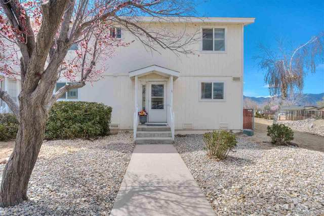 1277 Redwood Circle #1, Gardnerville, NV 89460 (MLS #210004467) :: NVGemme Real Estate
