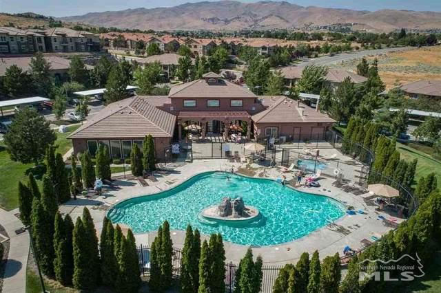 6850 Sharlands #I-1065 I-1065, Reno, NV 89523 (MLS #210004470) :: NVGemme Real Estate