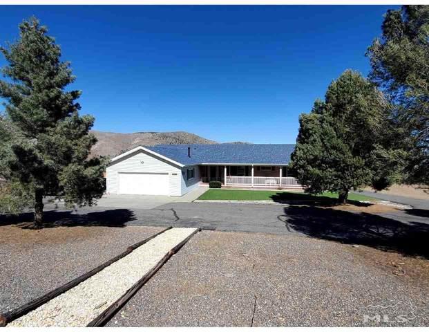 1553 Alba Vista, Gardnerville, NV 89410 (MLS #210004473) :: NVGemme Real Estate