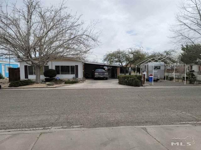 280 Parkland Way, Fernley, NV 89408 (MLS #210004475) :: NVGemme Real Estate
