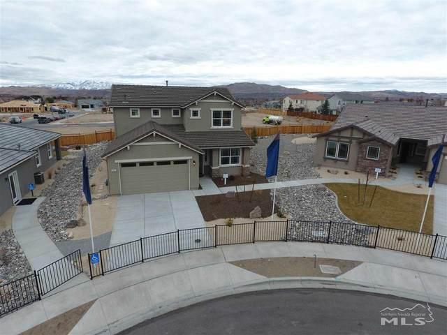 7240 Treeline Court #62, Sparks, NV 89436 (MLS #210004477) :: NVGemme Real Estate