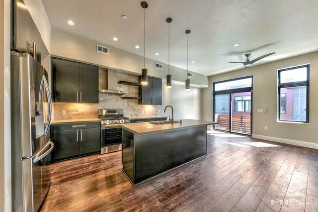506 Mill Street, Reno, NV 89502 (MLS #210004485) :: Chase International Real Estate