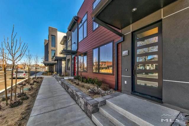510 Mill Street, Reno, NV 89502 (MLS #210004487) :: Chase International Real Estate
