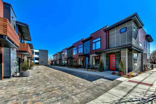 102 High Street, Reno, NV 89502 (MLS #210004488) :: Chase International Real Estate