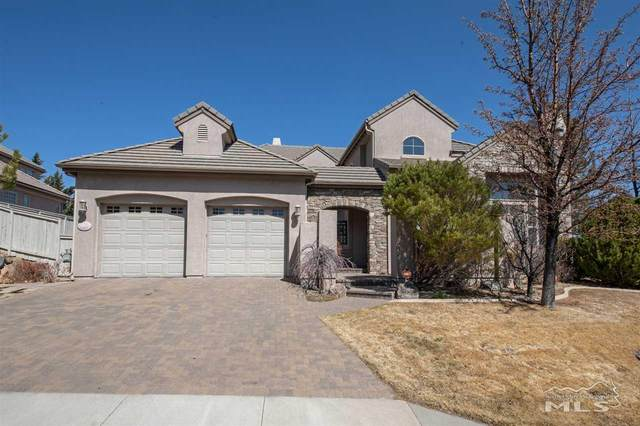 5005 Landy Bank Ct, Reno, NV 89519 (MLS #210004494) :: NVGemme Real Estate