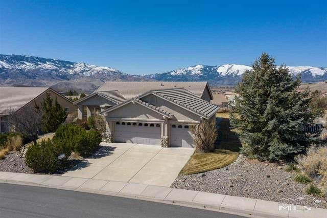 2585 Sunline Drive, Reno, NV 89523 (MLS #210004495) :: NVGemme Real Estate