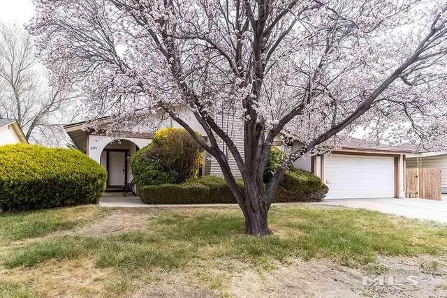 4395 Matich Drive, Reno, NV 89502 (MLS #210004496) :: Morales Hall Group