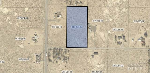 1080 Ebony Avenue, Silver Springs, NV 89429 (MLS #210004499) :: Colley Goode Group- eXp Realty