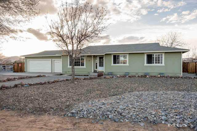 50 Lindbergh Lane, Sparks, NV 89441 (MLS #210004500) :: Morales Hall Group
