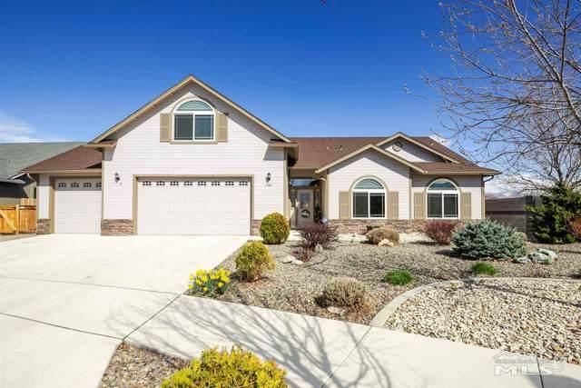 1361 Macenna Lane, Gardnerville, NV 89410 (MLS #210004510) :: NVGemme Real Estate