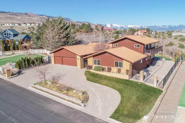3455 Meridian Ln, Reno, NV 89509 (MLS #210004511) :: NVGemme Real Estate
