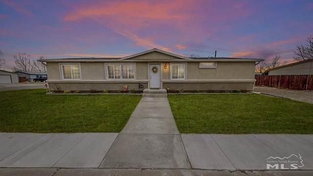 540 W Tule, Battle Mountain, NV 89820 (MLS #210004522) :: Chase International Real Estate
