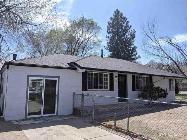 713 L Street, Sparks, NV 89431 (MLS #210004525) :: Morales Hall Group
