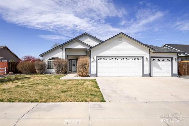 1354 Petar, Gardnerville, NV 89410 (MLS #210004527) :: Vaulet Group Real Estate
