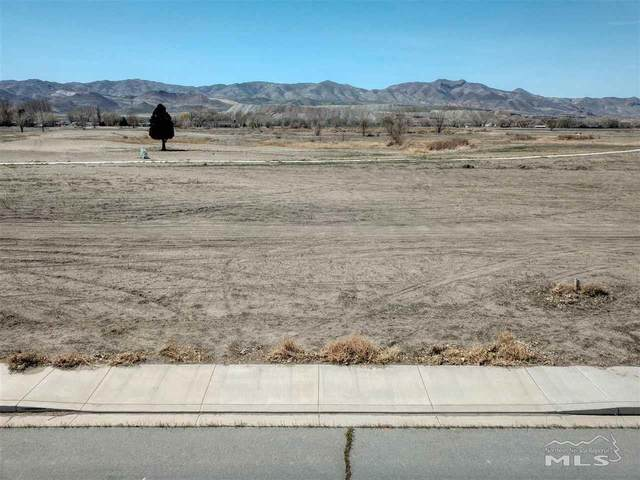 909 S Whitacre Street, Yerington, NV 89447 (MLS #210004528) :: Morales Hall Group