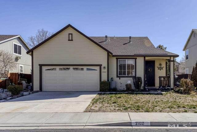 2102 Red Blossom Ct., Sparks, NV 89434 (MLS #210004529) :: NVGemme Real Estate