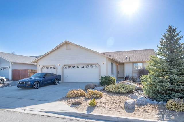 2330 Ruddy Way, Sparks, NV 89441 (MLS #210004532) :: The Mike Wood Team