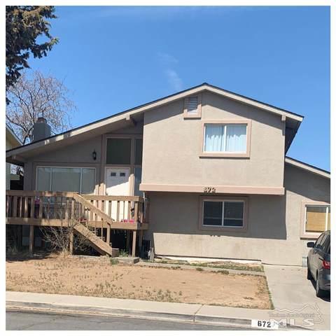 672 Oleander Way, Sparks, NV 89431 (MLS #210004533) :: NVGemme Real Estate