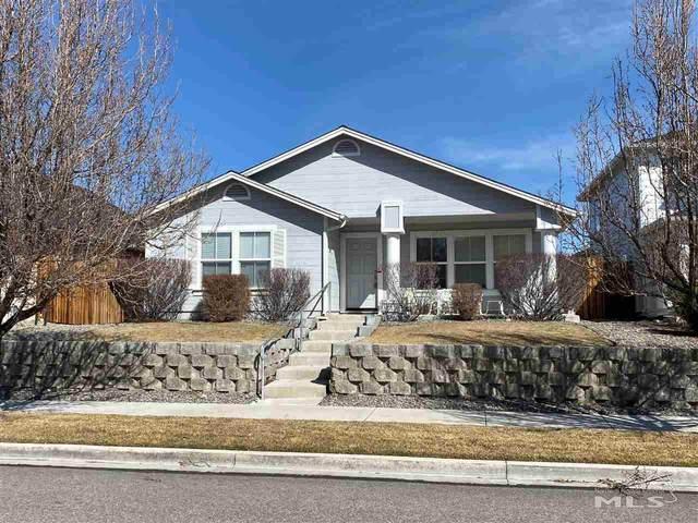 1341 Mountain Ash, Gardnerville, NV 89410 (MLS #210004535) :: Vaulet Group Real Estate