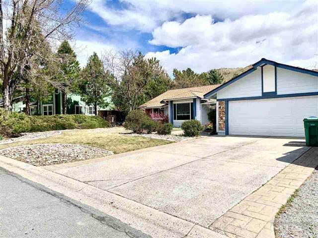 215 Gooseberry Dr, Reno, NV 89523 (MLS #210004542) :: NVGemme Real Estate
