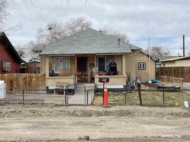 640 Esmeralda, Fallon, NV 89406 (MLS #210004543) :: NVGemme Real Estate
