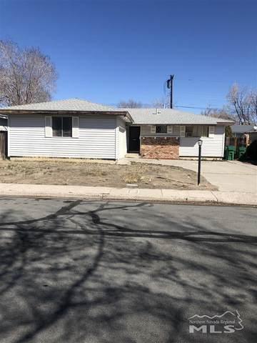 20 Sheridan Way, Sparks, NV 89431 (MLS #210004548) :: Morales Hall Group