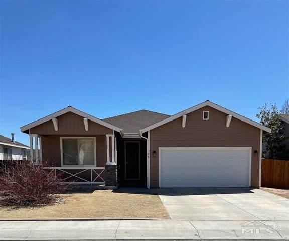 706 Red Jacket Dr, Dayton, NV 89403 (MLS #210004551) :: NVGemme Real Estate