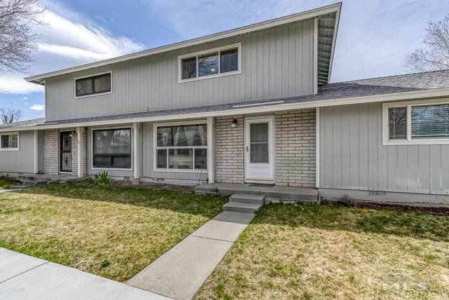 850 Woodberry Dr #2, Sparks, NV 89434 (MLS #210004552) :: NVGemme Real Estate